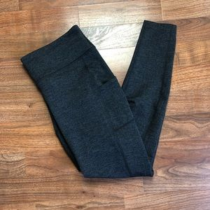 Champion C9 Herringbone Gray Pocket Legging Pants